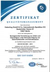 haberling zertifikat qualitaetsmanagement din en iso 9001 2015
