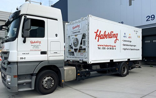 haberling teaser labortransport lkw kuehltransport